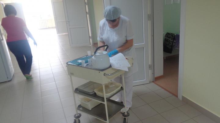 Под Тюменью открывают еще один моногоспиталь для больных коронавирусной инфекцией