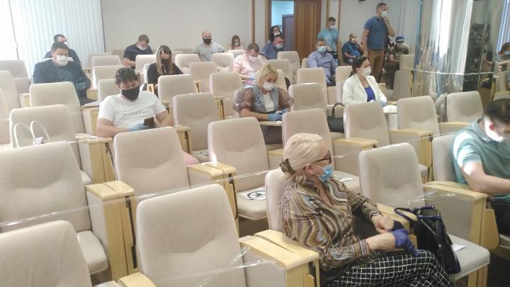 В мэрии прошли общественные слушания по «Бионорду»