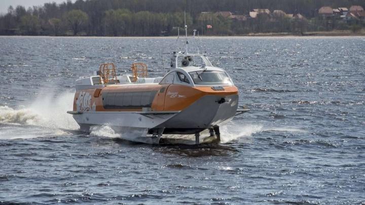 Первый «Валдай» отплывает из Нижнего Новгорода уже завтра