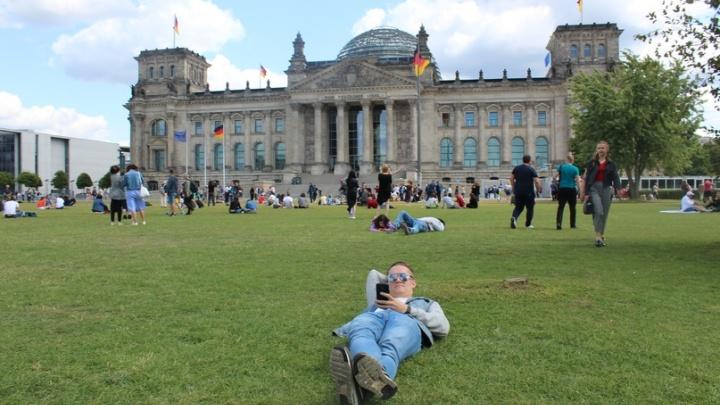 Мир глазами нижегородцев: Берлин, между западом и востоком