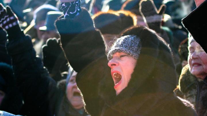 В Самарской области запретят митинговать около храмов