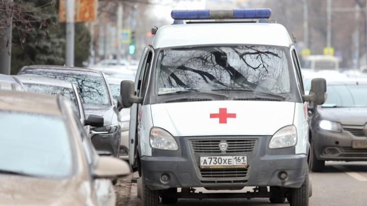В Ростовской области «Лада» сбила двух школьниц