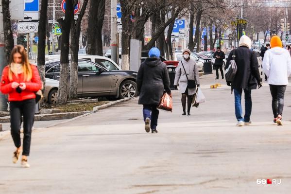 В Пермском крае количество зараженных коронавирусом превысило 10 тысяч человек
