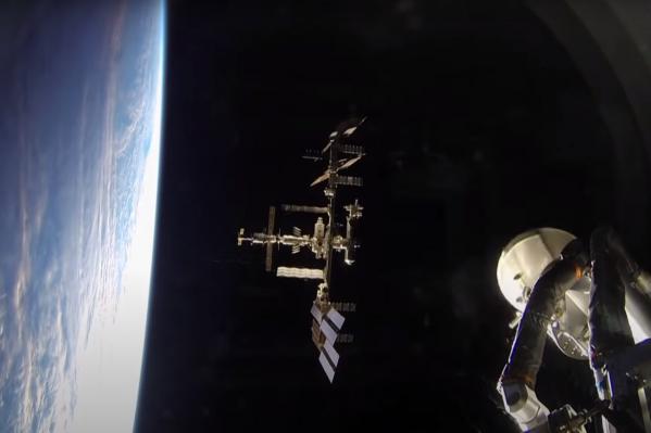 В ближайшие несколько дней МКС будет в зоне видимости новосибирцев