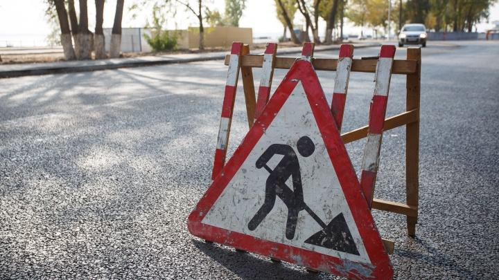 В Волгоградской области строят семь новых дорог: список
