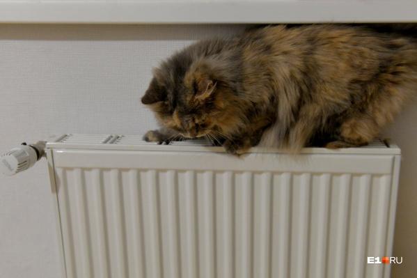 Во все районы Екатеринбурга отопление придет к концу месяца