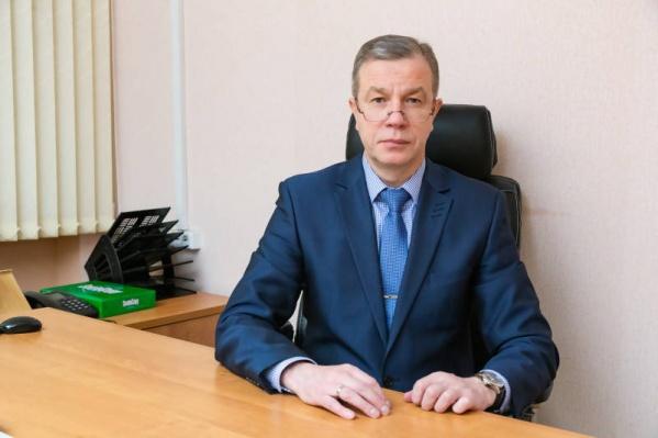 Игорь Шумилов работал более 20 лет в органах госбезопасности и на предприятиях<br>