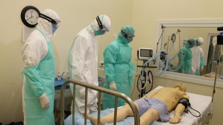 В Омск привезут 360 аппаратов ИВЛ для больных коронавирусом