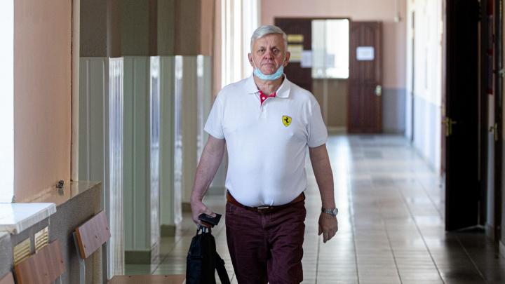 Андрей Косилов объяснил, куда торопился в день ДТП и почему не уехал со встречки