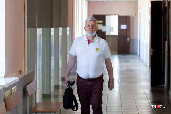 Андрей Косилов на время следствия находился под подпиской о невыезде