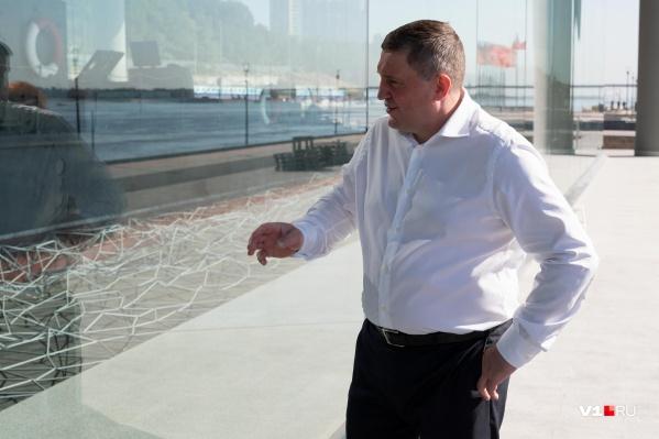 Андрей Бочаров кое-что открыл, кое-что запретил и кое-что сохранил