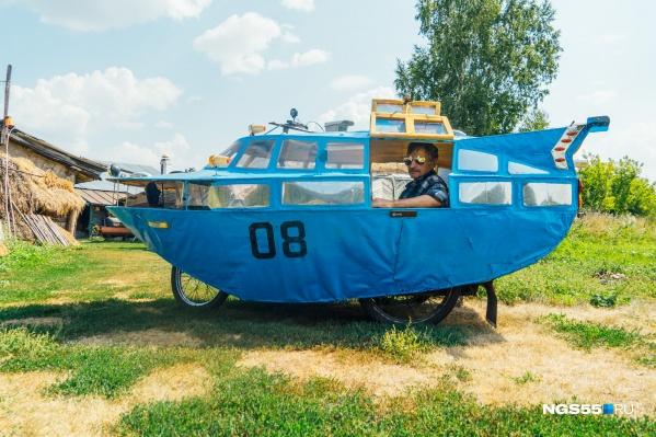 Чудо-аппарат смастерил бывшийэлектрик омского телевизионного завода