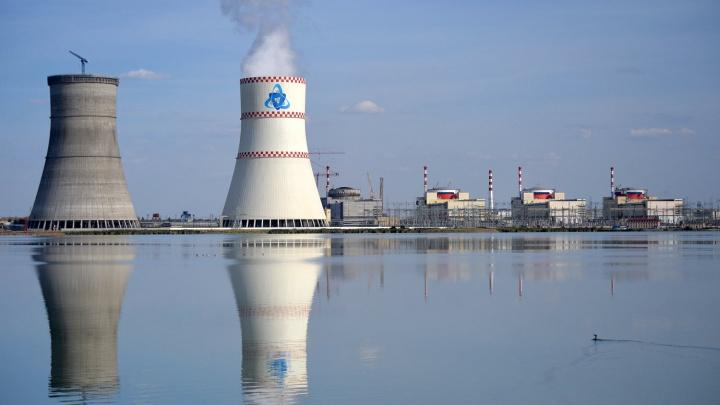 Ростовская АЭС снова включила 1-й энергоблок