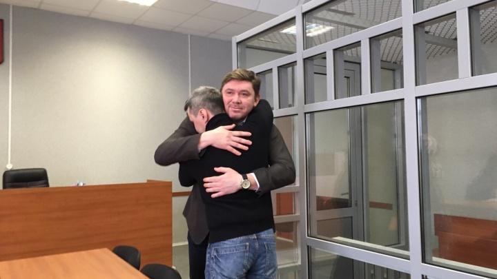 Пермского бизнесмена-инноватора, обвиняемого в присвоении бюджетных средств, оправдали