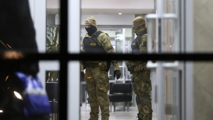 В курганский офис «Водного Союза» нагрянула ФСБ