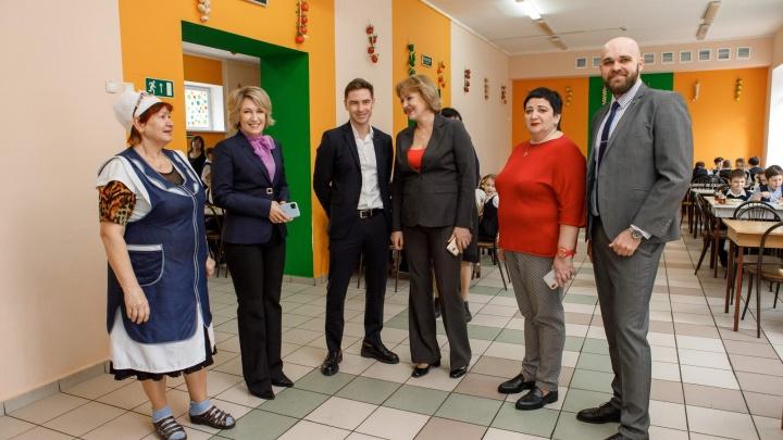 Быстро и удобно: в Ростове появилась безналичная система оплаты школьного питания от Сбербанка