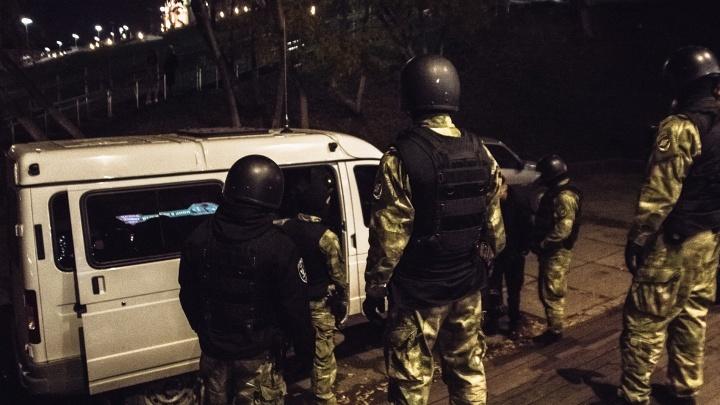 Сотрудники ФСБ задержали в Самарской области трех банкиров