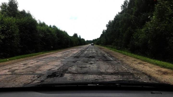 «Верный признак смерти трассы»: колонка журналиста о дорогах и забытых жителях в Ярославской области
