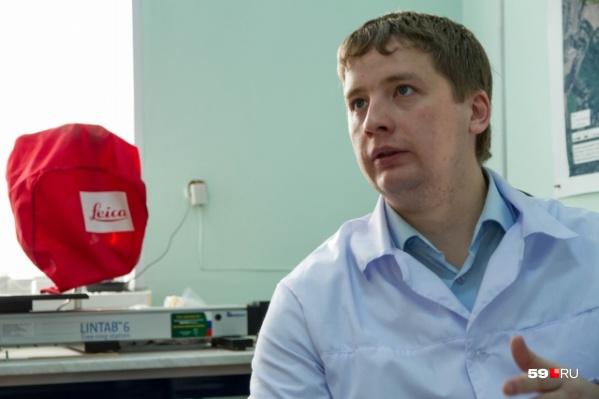 Дмитрий Андреев — эколог и общественный активист
