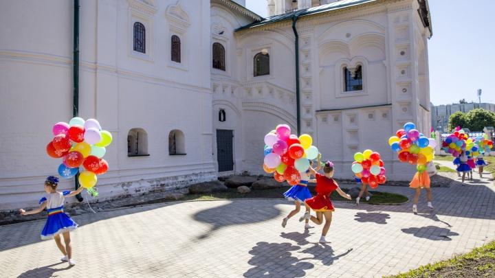 Салют тоже будет: смотрим программу празднования Дня города в Ярославле