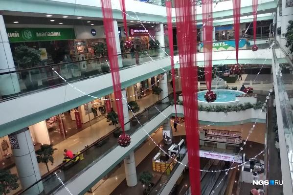 Большая часть торговых центров продолжила работу, несмотря на рекомендации властей