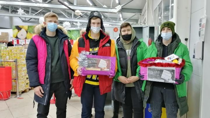 В Бородино собрали подарки для малообеспеченных семей и детей, попавших в сложную ситуацию