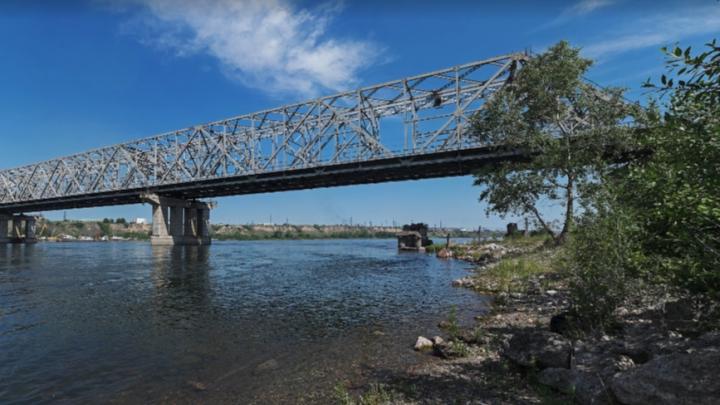 Из Енисея достали тело ребёнка в районе моста «777»