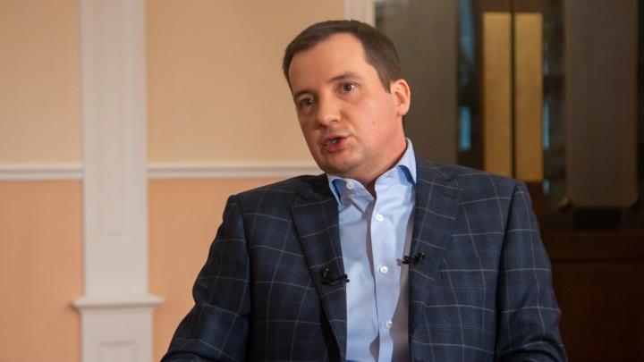 Александр Цыбульский и Игорь Сечин подписали соглашение о сотрудничестве «Роснефти» с Поморьем