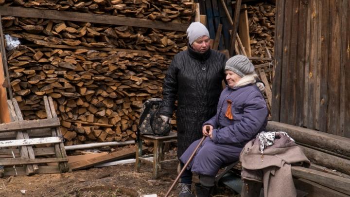 «Спасибо деду за победу, за квартиру и за всё»: как внучка погибшего солдата бьется за жилье в Архангельске