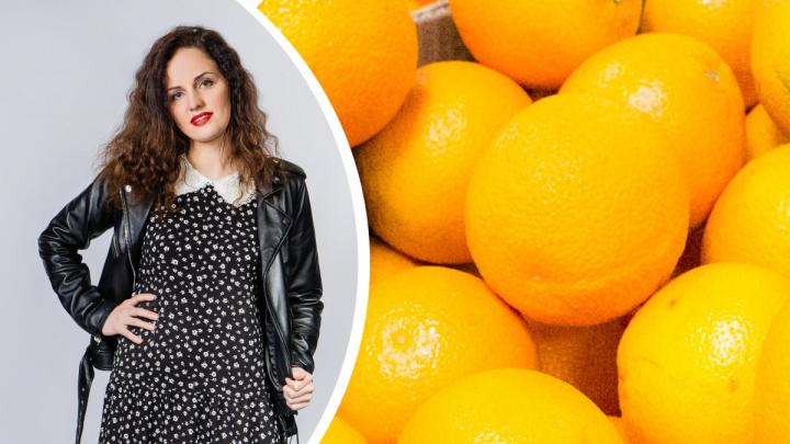 Архангелогородка ответила, как вопрос про апельсины помог ей получить 90 тысяч от Первого канала
