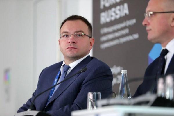Вячеслав Трапезников,президент АСРО «Гильдия строителей Урала»