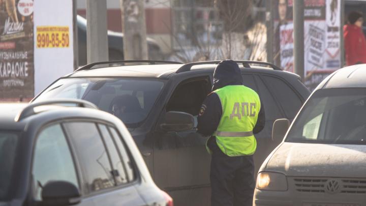 В Самарской области ищут водителя, который сбил двух детей и сбежал