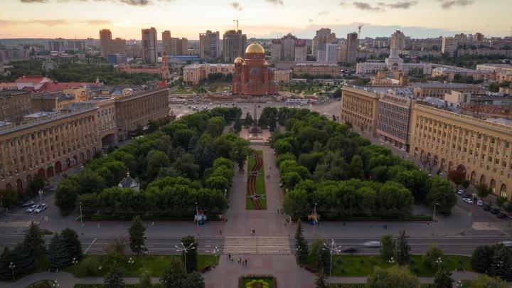 Синоптики спрогнозировали похолодание в Волгограде на ближайшие выходные