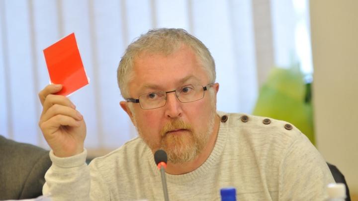 Депутата Киселева закроют на карантин из-за коронавируса