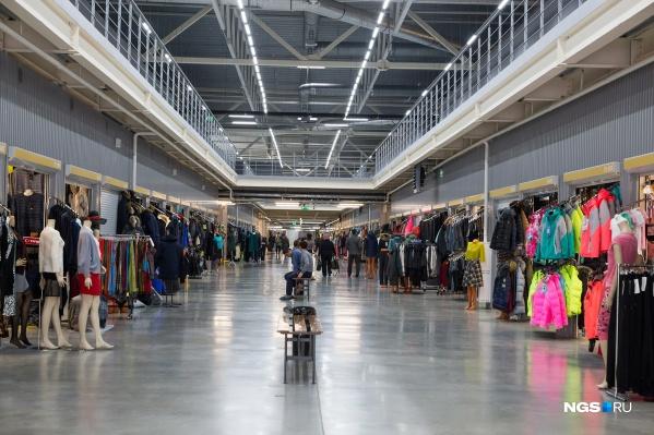 С 19 апреля в регионе закрыты не только торговые центры, но и рынки