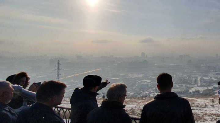 «Поймали за руку»: на границе с КрАЗом зафиксировали шестикратное превышение бензопирена
