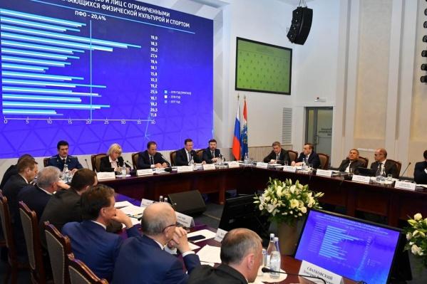 В Самарскую область приехали главы 14 регионов