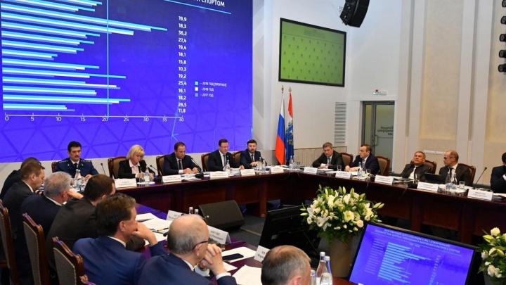 В Самарской области спортивные заведения предложили сделать бесплатными для населения