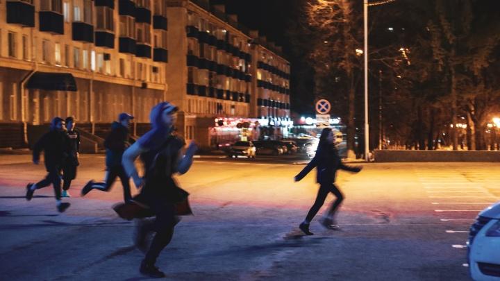 Рассказ о конце света, или Нашествие пришельцев: что творится в Уфе, когда город погружается в карантинный сон