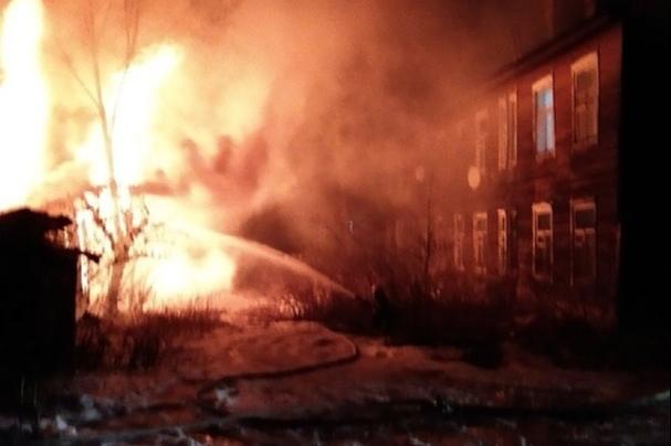 «До сих пор ищем животных»: подробности пожара на 1-й Приволжской