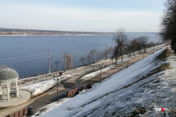В Перми во второй половине недели ожидается похолодание