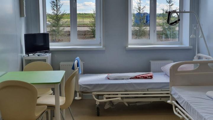 Радий Хабиров показал, как выглядит новый инфекционный центр под Уфой