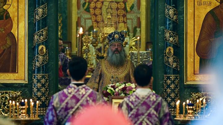 «Прошу ценить каждый день своей жизни»: митрополит Кирилл призвал верующих провести Пасху дома