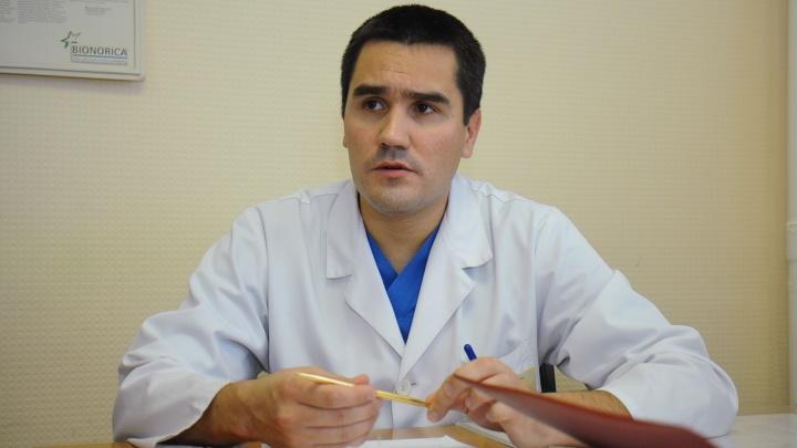 В пятницу в Екатеринбурге двоих пациентов с коронавирусом вывели из тяжелого состояния