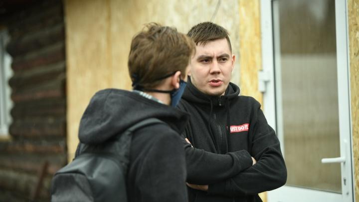«Стрельба была три раза»: очевидец рассказал, как ликвидировали боевиков под Екатеринбургом