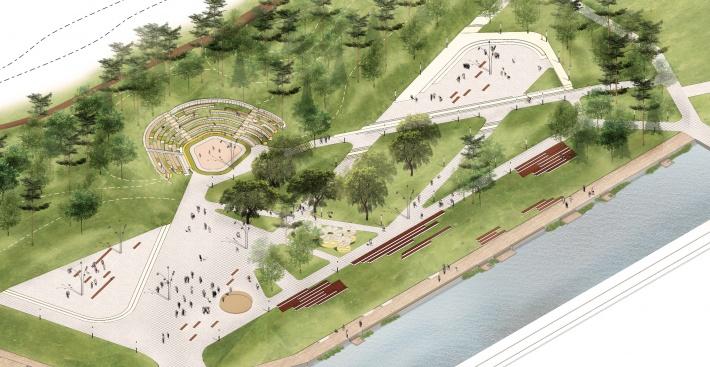 Мэрия заберет у застройщика 40 гектаров земли для парка в Академическом
