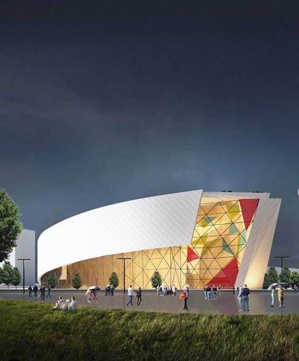 Владельцы «Арианта» готовы построить в Челябинске спорткомплекс с парком по примеру Сергея Галицкого в Краснодаре
