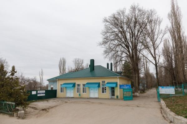 Жителей Волгоградской области лечат в инфекционной больнице