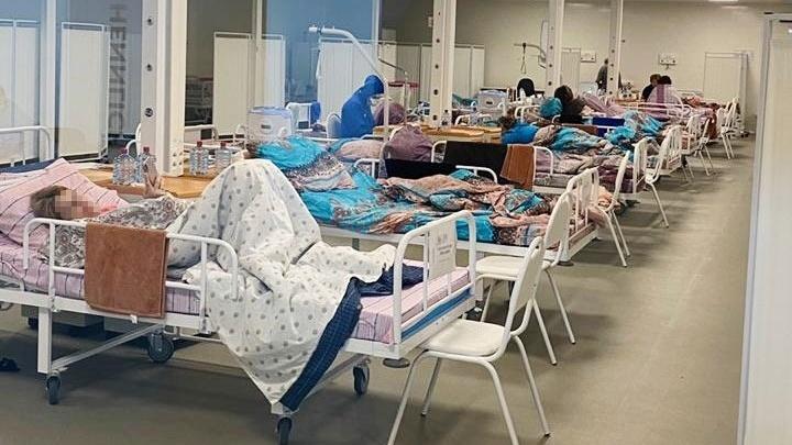 Губернатор задним числом дал 19 миллионов на ковидный госпиталь в «Екатеринбург-Экспо»