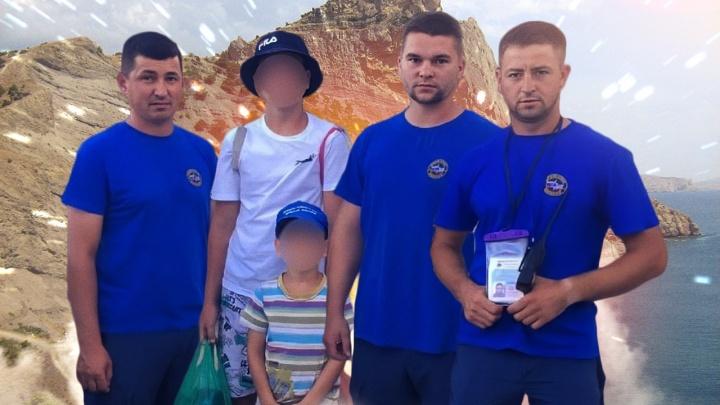 «Дети и родители разминулись»: на прогулке в Крыму потерялись два мальчика из Новосибирска — как их искали
